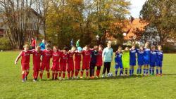 VfL-E-1 Junioren besiegen daheim den TV Kraiburg mit 5:3 am 22.10.2017