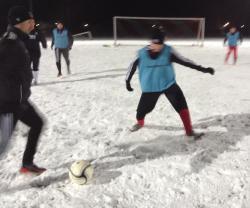 VfL ist ins Training zur Rückrunde gestartet