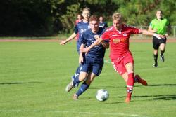 Doppelpack von VfL-Eigengewächs Benjamin Schlesinger im Spiel gegen den SV Mehring