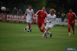 Neuzugang Franz Kamhuber hinterließ in den beiden Ligaspielen einen guten Eindruck!