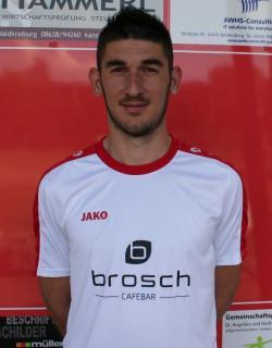Codrin Peii ist mit 9 Saisontreffern der Toptorjäger des VfL!