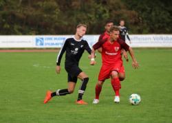 Lukas Perzlmaier erzielte sein erstes Bezirksligator.