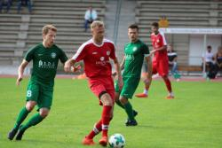 Lukas Perzlmaier stand am vergangenen Spieltag bereits zum zweiten Mal in der Startelf.