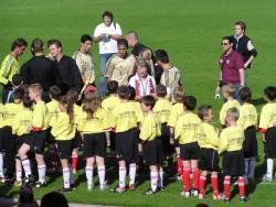 Rückblende ins Jahr 2006  – VfL Waldkraiburg unterlag dem FC Bayern München mit 1:6