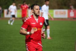 Razvan Rivis sicherte mit seinem Traumtor gegen Freilassing einen Punkt für den VfL.