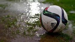 Wegen schlechtem Wetter wird die Partie auf Samstag verschoben!