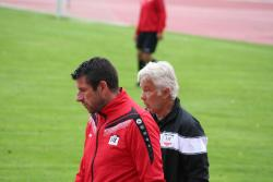 Das Trainer-Duo Tom Steiger und Toni Weichhart brachte den VfL auf die Erfolgsspur!