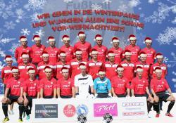 Die Weihnachtsedition des VfL Waldkraiburg (Danke D&D)