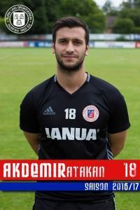 Atakan Akdemir (23) wechselt vom TSV Dorfen zum VfL