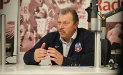 Helmuth Duckadam sendet signiertes Trikot von Steaua Bukarest